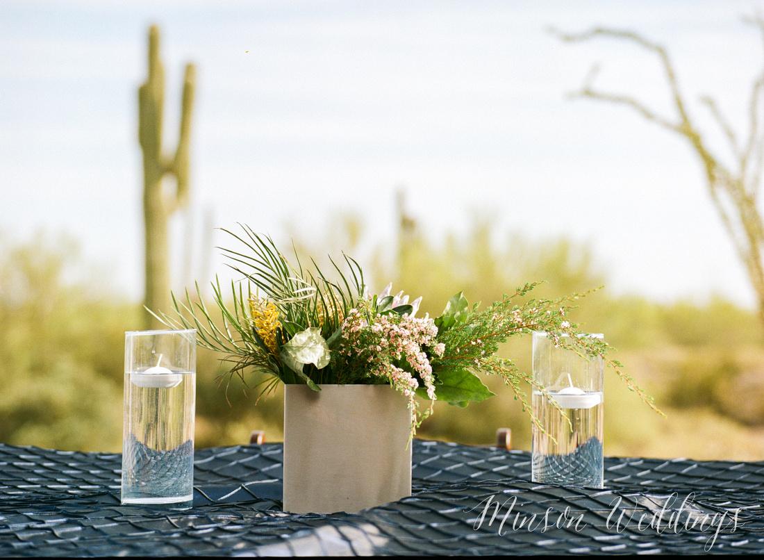 The Paseo Wedding Arizona Minson Kodak Portra 800 Pentax 645 Apache Juncion