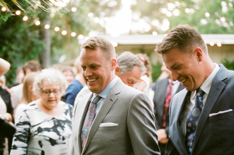 Phoenix Arizona Gay Wedding Film Kodak Portra Pentax Canon Brian