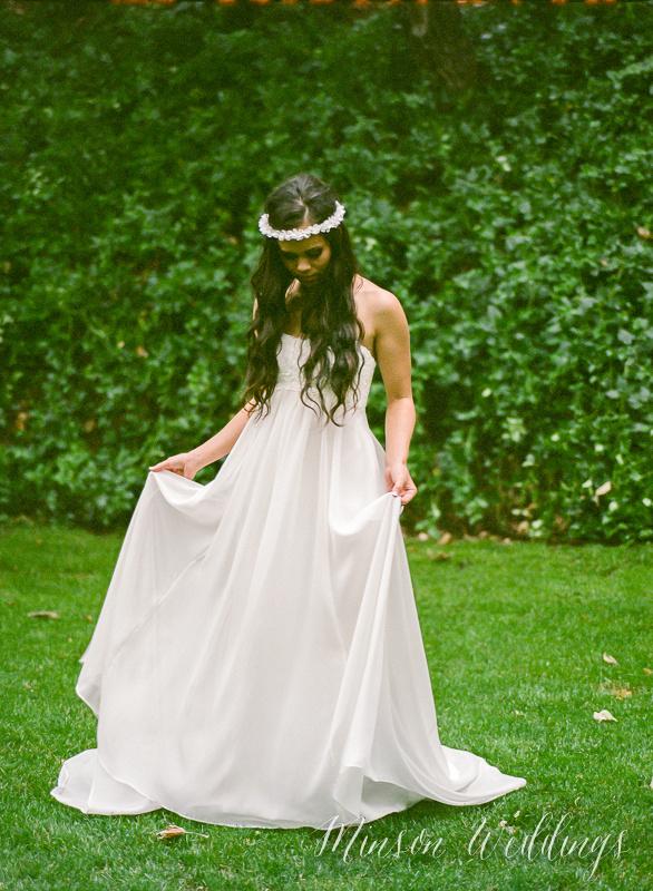 Merry & Robert's Indian Garden Wedding Sedona Arizona Wedding Brian Minson FujiFilm 400h Pentax 645n