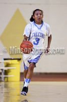 Blue Ridge Yellow Jackets vs Chinle Wildcats Girls Basketball