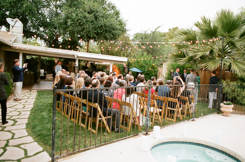 Phoenix Arizona Gay Wedding Film Kodak Portra Pentax Canon Brian