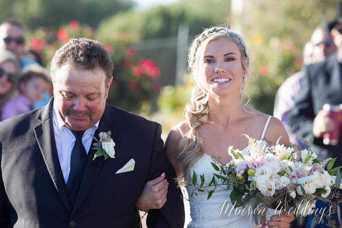 Beautiful Sedona Red Rock Wedding Arizona Brian Minson Mesa Grill Brian Minson