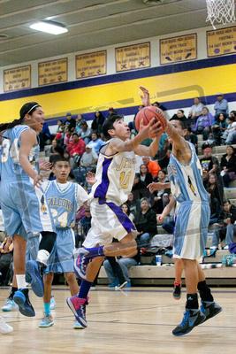 Alchesay blue ridge high school basketball game photos brian minson