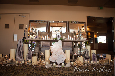 Minson Weddings Phoenix NACE Wedding Event Tablescapes